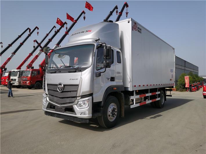 欧马可S5 10吨冷藏车价格¥199000元